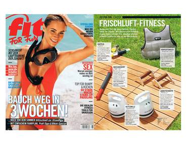 Fit For Fun / June 2013